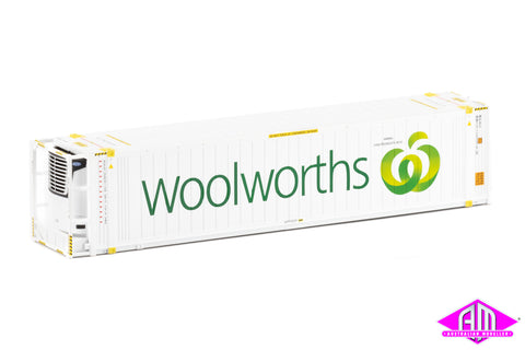 "46'6"" Reefer Container Woolworths Twin Pack CON-107"