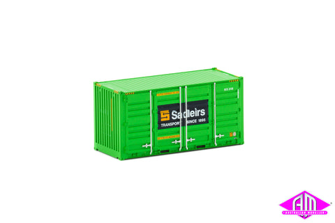 20' Side Door Container Sadleirs Twin Pack CON-125