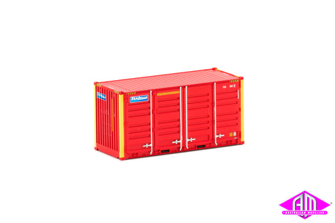 20' Side Door Container SeaRoad Twin Pack CON-126