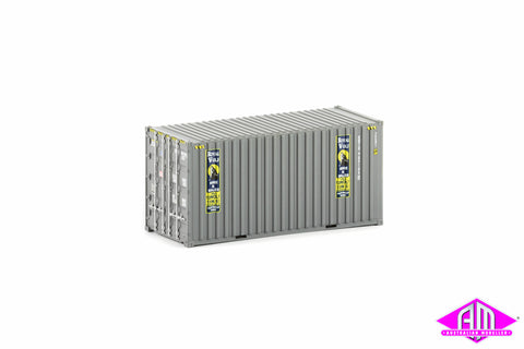 20 Foot Hi-Cube Container Royal Wolf Twin Pack CON-12