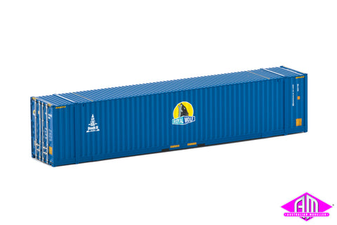 48' High Cube Container Royal wolf new logo Twin Pack CON-157