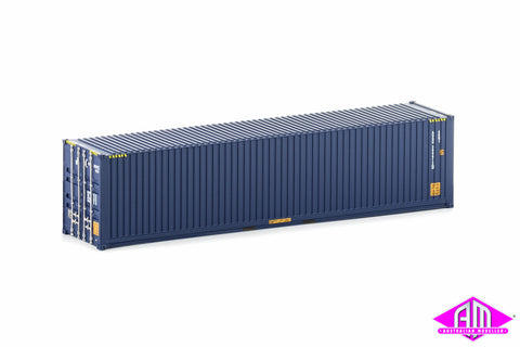 40 Foot Container Austrans Containers Blue Version 2 Twin Pack CON-25