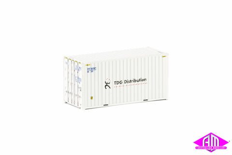 20 Foot Hi-Cube Container TDG Distribution Twin Pack CON-3