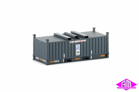 RH/RV Container SteelLink Grey Twin Pack CON-41