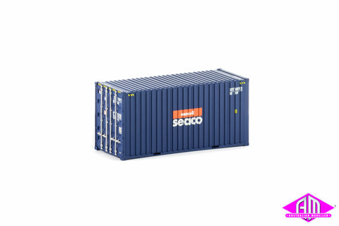 20 Foot Hi-Cube Container Seacell Seaco Twin Pack CON-5