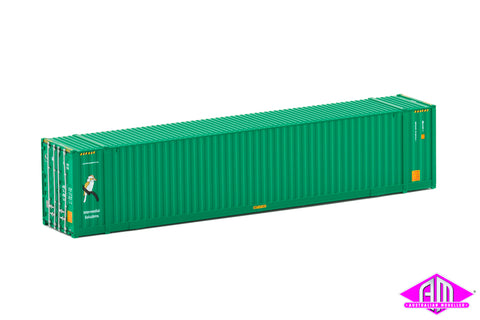 48' High Cube Container Intermodal Solutions Twin Pack CON-62