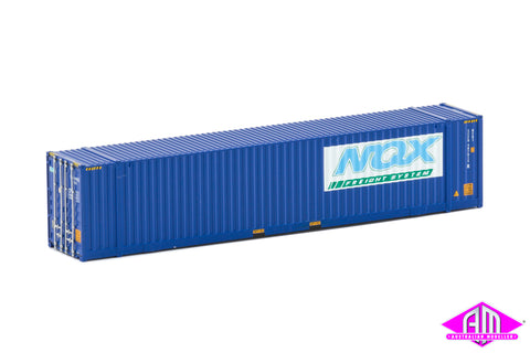 48' High Cube Container NQX Blue Twin Pack CON-68
