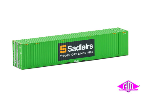 48' High Cube Container Sadleirs Twin Pack CON-73