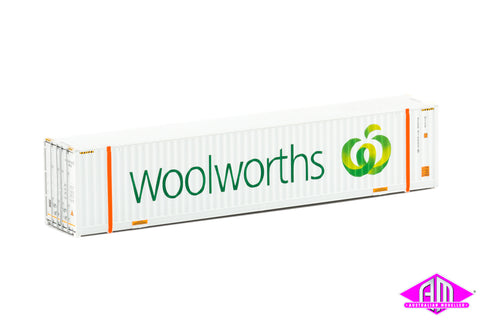 48' High Cube Container Woolworths Twin Pack CON-79