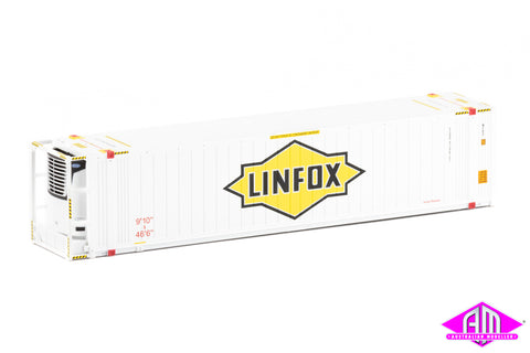 "46'6"" Reefer Container Linfox Twin Pack CON-82"