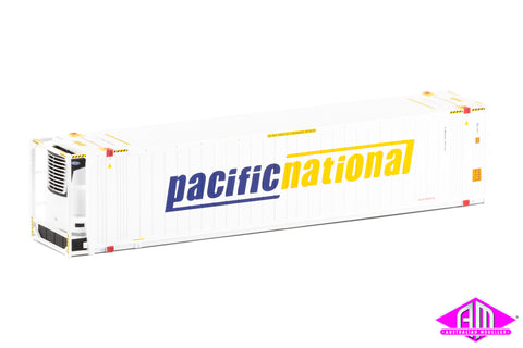 "46'6"" Reefer Container Pacific National V1 Twin Pack CON-83"