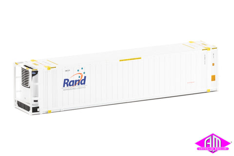 "46'6"" Reefer Container Rand V2 New Logo Twin Pack CON-87"
