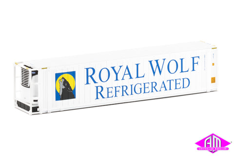 "46'6"" Reefer Container Royal Wolf Twin Pack CON-88"