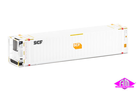 "46'6"" Reefer Container SCF V2 Small Logo Twin Pack CON-90"