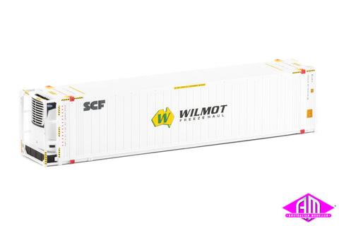 "46'6"" Reefer Container Wilmot Twin Pack CON-99"