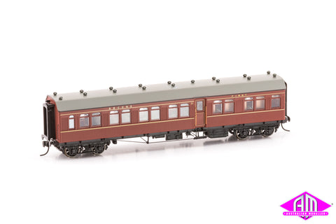 NSWGR CR + EHO Indian Red CR57 EHO1459 (2 car set)