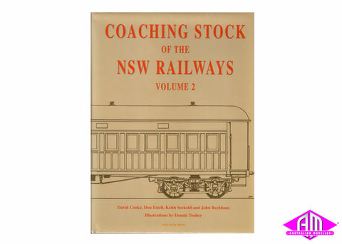 Coaching Stock NSW Railways - Vol 2