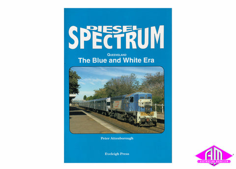 Diesel Spectrum - 4 QLD Blue & White