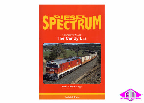 Diesel Spectrum - 5 NSW Candy Livery