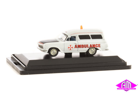 1963 EH Panel Van Ambulance