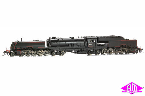 NSWGR AD60 - 6002 Red Lining with Sound