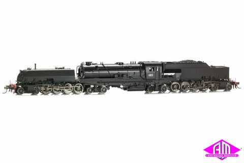 NSWGR AD60 - 6015 Black with Sound
