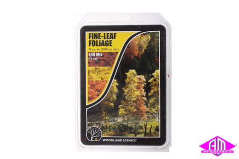 F1135 FINE-LEAF FOLIAGE - Fall Mix