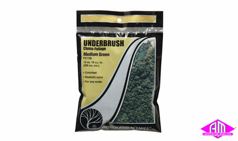 FC136 UNDERBRUSH - Medium Green 24