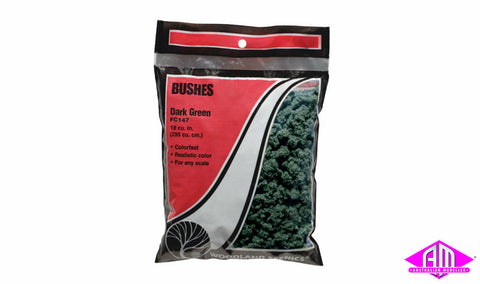 FC147 BUSHES - Dark Green 24