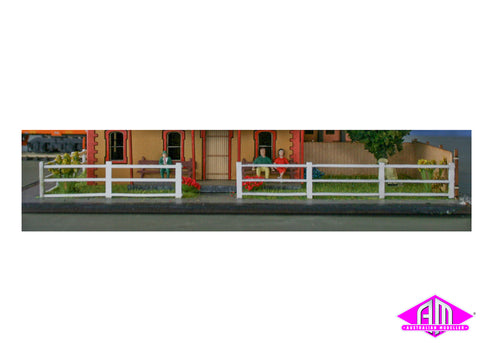 FF 0003 3ft 3 rail front fence