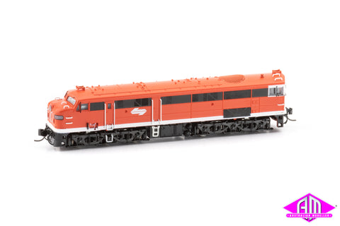 NSWGR 44 Class Locomotive Red Terror Mk2 (N SCALE)