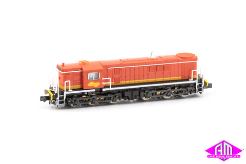 NSWGR 48 Class Locomotive Mk3 Candy (N SCALE)