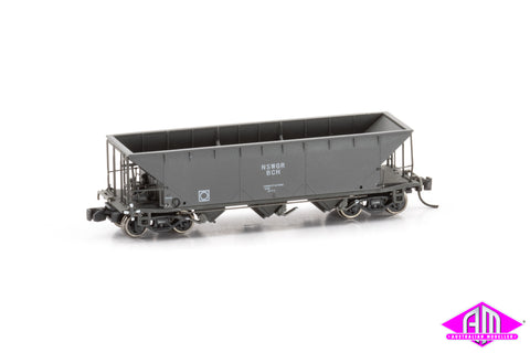 NSWGR BCH Coal hopper Grey 5 Pack (N SCALE)