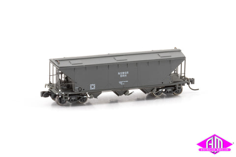 NSWGR BRH Cement hopper Grey 5 Pack (N SCALE)