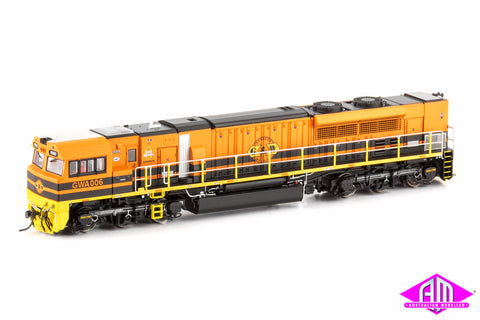 EDI GT46C-ACe Locomotive GWA006 Genesee & Wyoming GT46-16