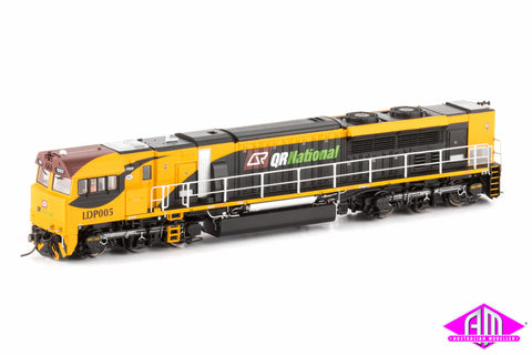 EDI GT46C-ACe Locomotive LDP005 QR National GT46-8
