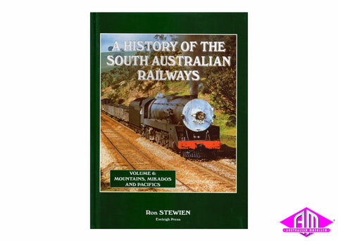 History of the SA Railways - Vol 6