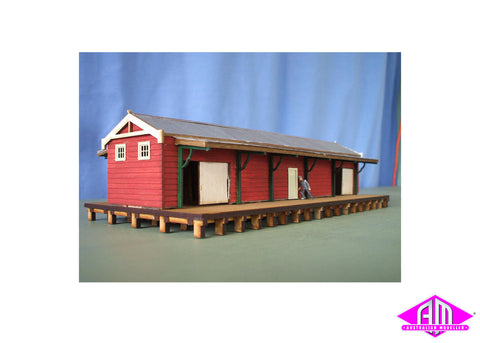 M00050 Long Goods Shed