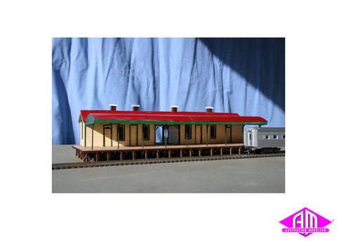 M00147 Topaz Station Modelled Off Emerald QLD