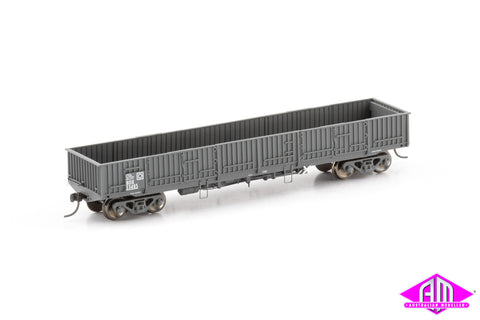 BDX Open Wagon, NSWGR Gunmetal Repaint - 4 Car Pack  NOW-10