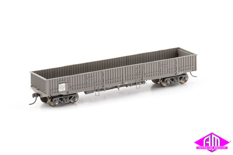 RCFX Open Wagon, National Rail / Pacific National Wagon Grime - 4 Car Pack NOW-21