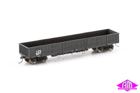 BDX Open Wagon NSWGR Gunmetal Early - 4 Car Pack  NOW-9