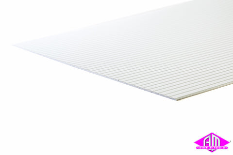 EG4109 Styrene - Novelty Siding 0.109 spacing