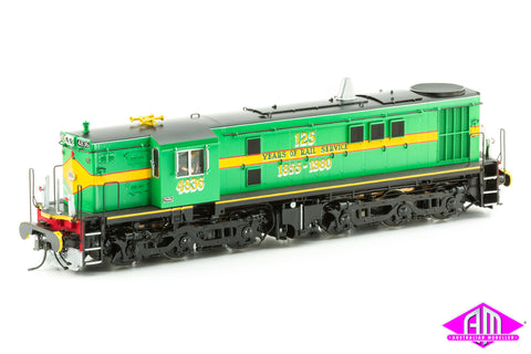 O Scale 48 Class 4836 125 Years with Coat of Arms, single marker lights & buffers O48-5