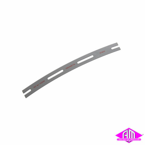"30"" 760mm Radius Template HO Scale"