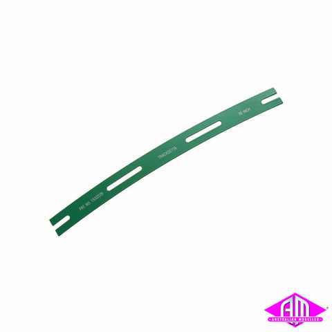 "36"" 915mm Radius Template HO Scale"