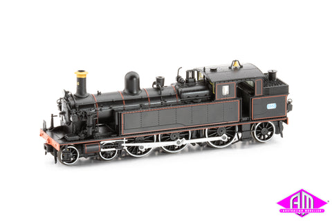 SAR F Class 4-6-2 Tank Loco Coal, F255 - Restored museum version