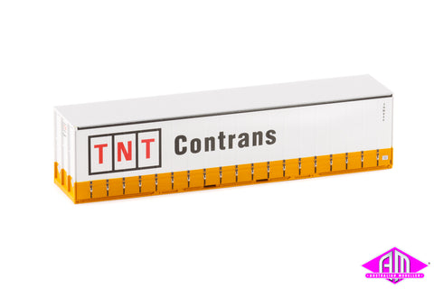 40' Curtain Side Container TNT Contrans twin pack 40CS-10