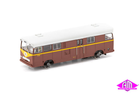 NSWGR Pay-Bus FP10, Indian Red with Duck Egg PB-4