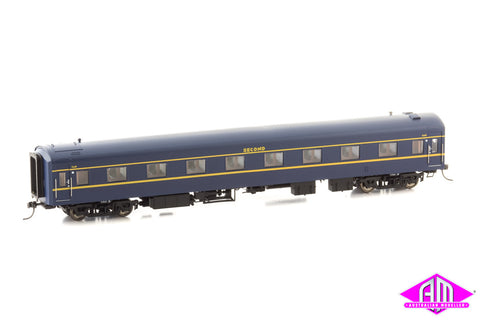 Victorian 'S' Carriage VR SOP-SG 2VFS Single Car PC-411B